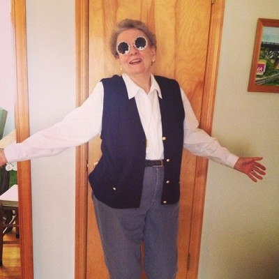 Hello, I am Grammy and I am fab.